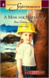 A Mom for Matthew - Roz Denny Fox