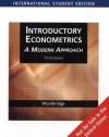 Introductory Econometrics: A Modern Approach - Jeffrey M. Wooldridge