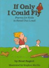 If Only I Could Fly: Poems for Kids to Read Out Loud - Brod Bagert