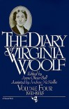 The Diary, Vol. 4: 1931-1935 - Virginia Woolf, Anne Olivier Bell