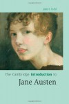 The Cambridge Introduction to Jane Austen (Cambridge Introductions to Literature) - Janet Todd