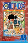 One Piece, Vol. 33: Davy Back Fight!! - Eiichiro  Oda