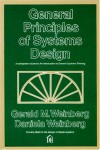 General Principles of Systems Design - Gerald M. Weinberg, Daniela Weinberg
