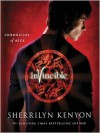 Invincible (Chronicles of Nick, Book 2) - Holter Graham, Sherrilyn Kenyon
