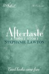 Aftertaste - Stephanie Lawton