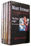 Queen of Suspense: Nine Coaches Waiting/The Ivy Tree/The Moon-Spinners/Airs Above the Ground - Mary Stewart