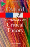 A Dictionary of Critical Theory (Oxford Paperback Reference) - Ian Buchanan