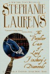 The Peculiar Case of Lord Finsbury's Diamonds (The Casebook of Barnaby Adair) - Stephanie Laurens