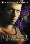 Allegiance (The Penton Vampire Legacy) - Susannah Sandlin