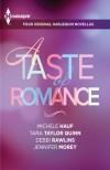 A Taste of Romance - Michele Hauf, Tara Taylor Quinn, Debbi Rawlins, Jennifer Morey