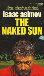 The Naked Sun (Fawcett Crest Book) - Isaac Asimov