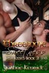 Threesome Sweetness (Irish Kisses, #3). - JoAnne Kenrick