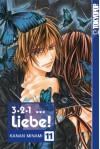3   2   1 ... Liebe! Bd. 11 - Kanan Minami