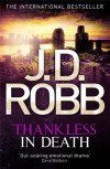Thankless in Death (In Death, #37) - J.D. Robb