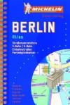 Michelin Berlin Mini Spiral Atlas No. 2033 (Michelin Maps & Atlases) - Michelin Travel Publications