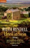 Urteil in Stein - Ruth Rendell