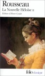 Julie Ou La Nouvelle Heloise Tome II (Folio (Domaine Public)) (French Edition) - Jean Jacqu Rousseau