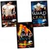 J. R. Ward Fallen Angels Series 3 Books Collection Pack Set - J.R. Ward