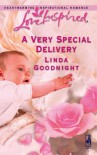 A Very Special Delivery (Love Inspired #349) - Linda Goodnight