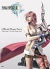 Final Fantasy Xiii 13 Piano & Vocal Score - Square Enix