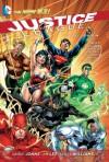 Justice League, Vol. 1: Origin (The New 52) - Geoff Johns