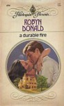 A Durable Fire (Harlequin Presents, #696) - Robyn Donald