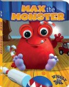 Max The Monster (Wiggly Eyes) - Kate Cuthbert, David Dunstan