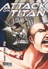 Attack on Titan, Band 2 - Hajime Isayama