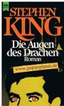 Die Augen des Drachen. = The Eyes of the Dragon. Heyne Nr. 6824 ; 3453024354 -