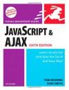 JavaScript and Ajax for the Web: Visual QuickStart Guide - Tom Negrino, Dori Smith