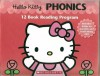 Phonics: 12 book reading program : Hello Kitty - Quinlan B. Lee