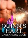 Quinn's Hart - Cassandra Gold