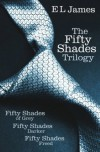 Fifty Shades Trilogy: Fifty Shades of Grey / Fifty Shades Darker / Fifty Shades Freed - E.L. James