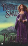 Philippa (Friarsgate Inheritance, Book 3) (Signet Eclipse) - Bertrice Small