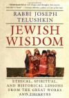 Jewish Wisdom - Joseph Telushkin