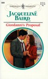 Giordanni's Proposal (Harlequin Presents, 2029) - Jacqueline Baird