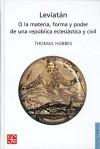 Leviatan - Thomas Hobbes, Antonio Escohotado