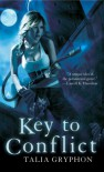 Key to Conflict (Gillian Key, ParaDoc, Book 1) - Talia Gryphon