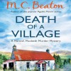 Death of a Village - M.C. Beaton, David Monteath
