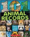 101 Animal Records - Melvin A. Berger, Gilda Berger