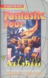 Fantastic Four: To Free Atlantis - Nancy A. Collins