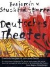 Deutsches Theater - Benjamin v. Stuckrad-Barre