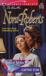 Captive Star (Stars of Mithra #2) (Silhouette Intimate Moments #823) - Nora Roberts