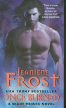 Once Burned - Jeaniene Frost