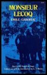 Monsieur Lecoq - Émile Gaboriau