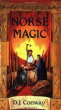 Norse Magic (World Magic Series) - D.J. Conway
