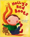 Holly's Red Boots - Francesca Chessa
