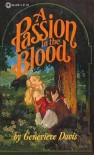 A Passion in the Blood - Genevieve Davis