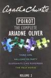 Poirot: The Complete Ariadne Oliver, Vol. 2 - Agatha Christie