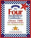 Four Ingredient Cookbook: Three Cookbooks in One - Linda Coffee,  Emily Cale